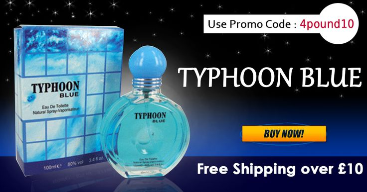 ‪#‎Christmas‬ Offers Typhoon Blue ‪#‎Perfume‬ Only at Low ‪#‎price‬ @4pound.co.uk Buy Now : http://www.4pound.co.uk/typhoon-blue