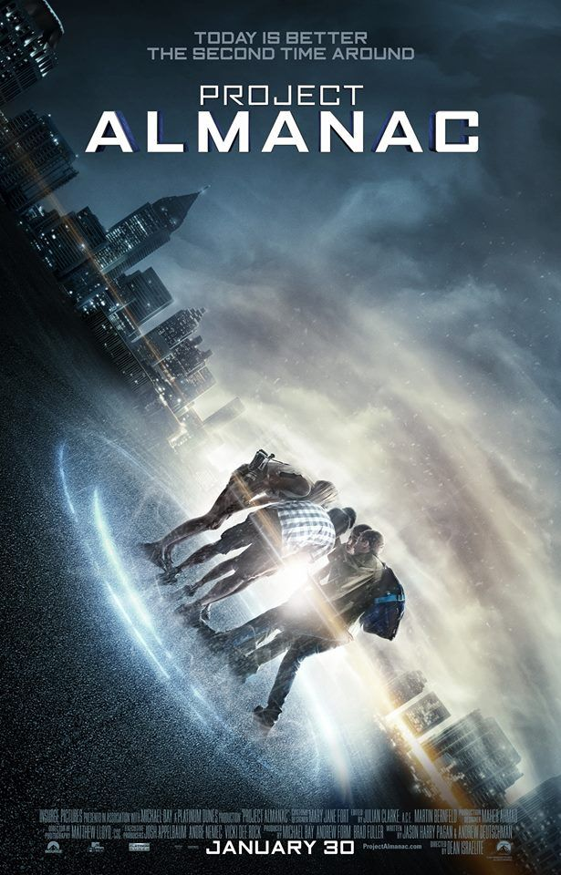 Project Almanac (2015) is an American science fiction found footage thriller horror movie. It is 106 minutes long and was filmed in Atlanta, Georgia; Grant Park, Downtown, Chicago, Illinois and …