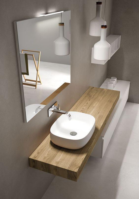Die von Toema unterzeichnete neue Kollektion lebt eine suggestive Kombination aus Design … #bathroomdesignideas #design #kollektion #kombination