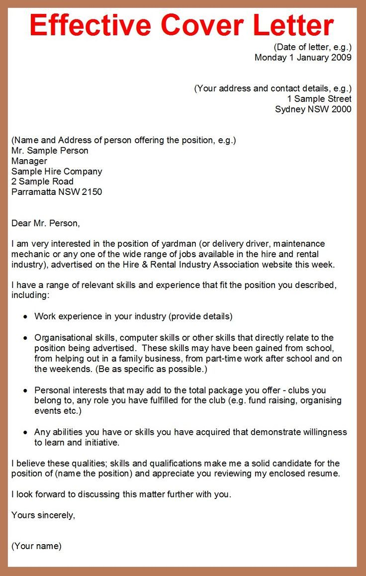 Cover Letter More Than One Page from i.pinimg.com