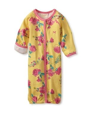 61% OFF Coccoli Baby Newborn Sunny Days Converter Gown (Rose/Yellow)