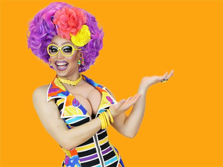 Ménage A'trois @SydneyDragQueen [SYDNEY] is one of Australia's most sought after miming drag queens. She's a multi-talented performer, hostess, drag queen, showgirl & all-round entertainer.