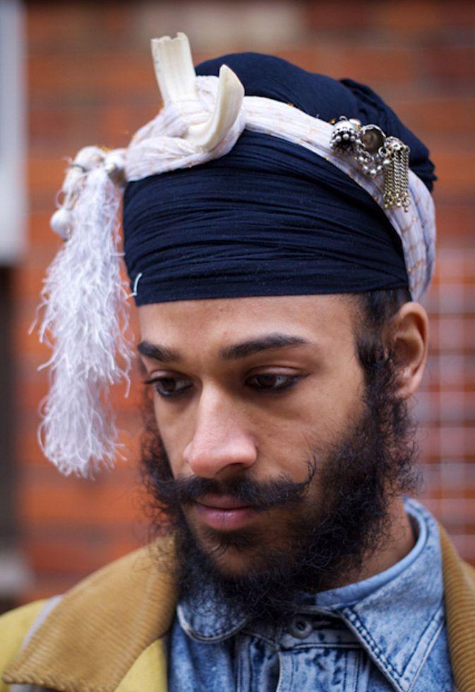 Image result for singh turban fashion