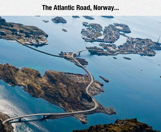 Norway's Construction Of The Century
