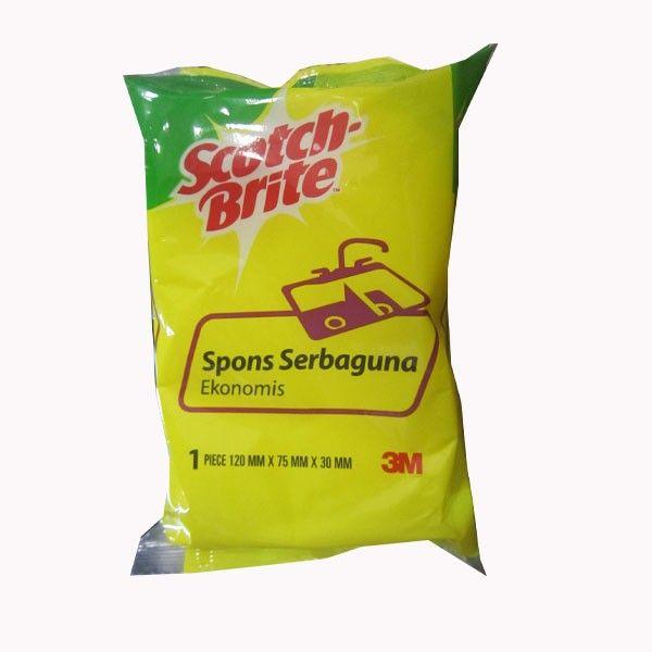 Spons Serbaguna Renceng ( Eceran ) - Sponges Scotch Brite u/ Cuci Motor, Mobil, Piring & Alat Masak Jual dg Harga Murah (ID-T38)   Price Per Each  http://tigaem.com/scotch-brite/1459-spons-serbaguna-renceng-eceran-.html  #scotchbrite #sponserbaguna #sponge #3M