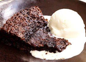 Chocolate Rum Pudding Cake - Vegan   Sweets   Pinterest