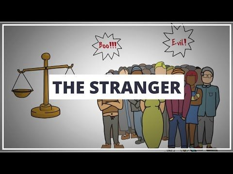THE STRANGER BY ALBERT CAMUS // ANIMATED BOOK SUMMARY & EXPLAINED - YouTube