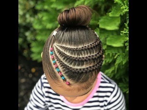 Children Hairstyles for Ladies : Cute and Simple Hairstyles Your Children Will Love