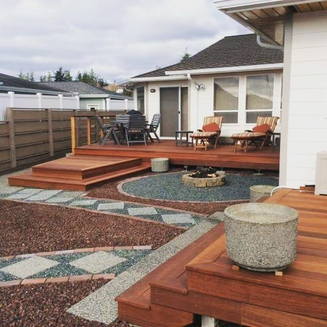 We Offer A Large Selection Of Wood Decking In Cedar And Hardwoods Including  Western Red Cedar, Alaskan Yellow Cedar, Red Balau Mahogany, Ipe, Tigerwood  And ...