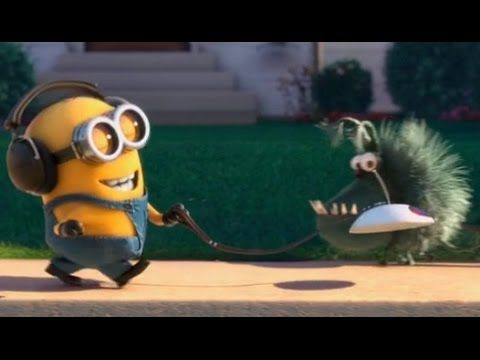 Let The UFO GO Home - Best Minions Video