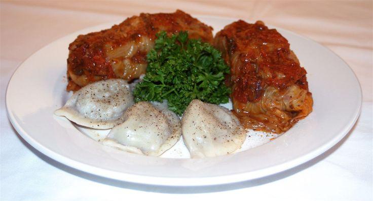 Polish Stuffed Cabbage Rolls (Golabki) Recipe with Buckwheat Stuffing | Polska Foods Pierogi