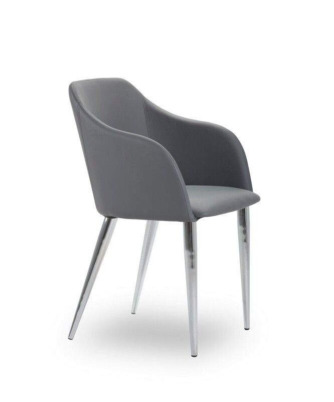 2016 Modern Style Grey Cushion Dining chair Or Leisure chairs For Home Use, View Dining Chair, Sangzi Product Details from Foshan Shunde District Sangzi Import & Export Co., Ltd. on Alibaba.com
