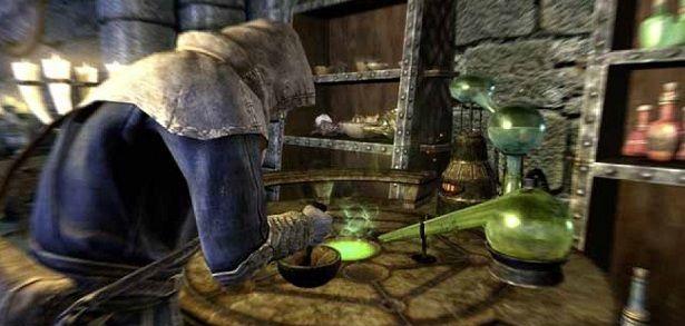 Skyrim: Alchemy Potion Guide - gamefront.com
