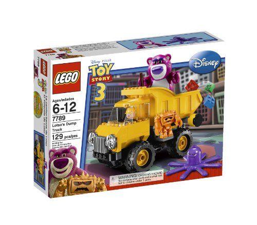 LEGO Toy Story 7789 Lotsos Dump Truck
