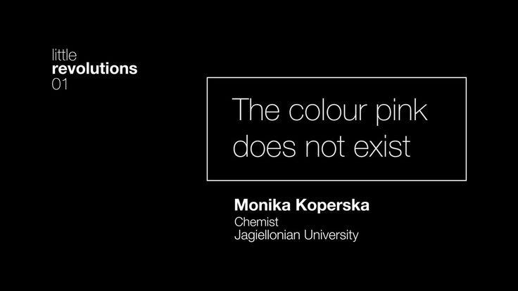 01. The colour pink does not exist. Monika Koperska on Vimeo // crew // creative director: Pola Borkiewicz // director of photography: Tomasz Gawroński // mapping / motion design: Tomasz Gawroński, Patryk Zimończyk // camera crew: Tomasz Gawroński, Patryk Zimończyk // music / sound: Marcin Cichy // graphic designers: Adrian Wach, Marcin Kołaczek // studio Luma