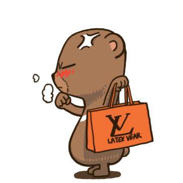 Latex Bear [16]