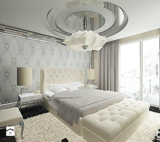 Aranżacje wnętrz - Sypialnia: projekt eleganckiej sypialni - ARTDESIGN architektura wnętrz. Przeglądaj, dodawaj i zapisuj najlepsze zdjęcia, pomysły i inspiracje designerskie. W bazie mamy już prawie milion fotografii!