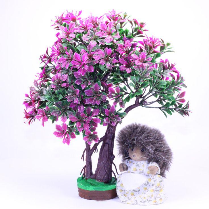 Бонсай Деревья и цветы для Sylvanian families на сайте mamau.ru