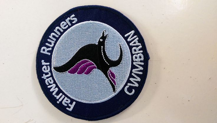 Fairwater Runners badges