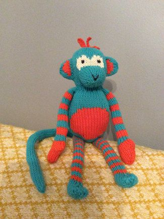 Indy toy knitting project shared on the LoveKnitting Community