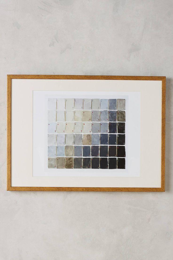 Slide View: 1: 54 Shades of Grey Wall Art