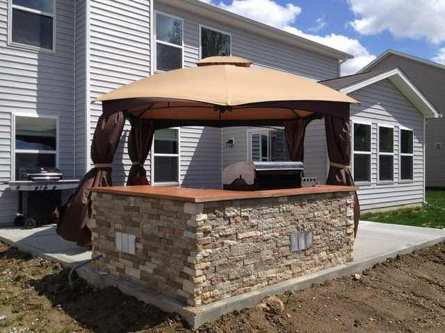 The Epic Conclusion To The Saga Of 2 Civs Outdoor Remodel Outdoor Kitchen Outdoor Bbq Kitchen