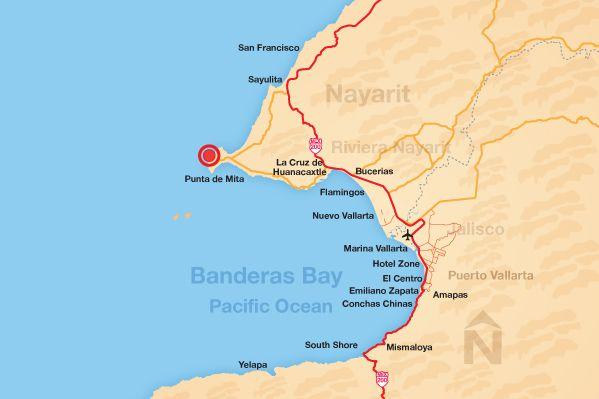 Puerto Vallarta & Riviera Nayarit - Punta de Mita Beaches