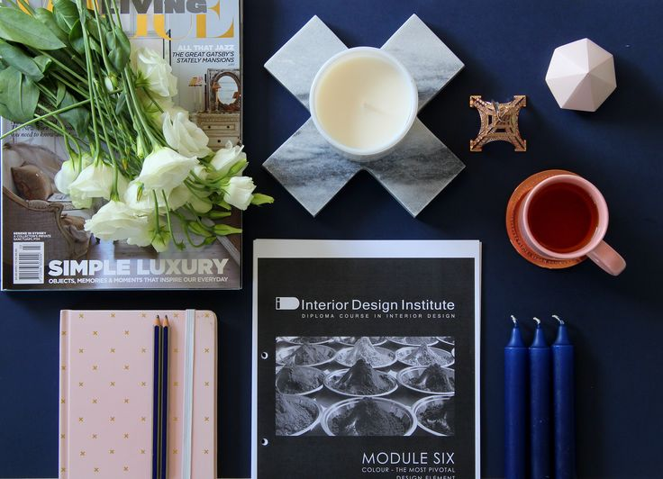 Be Inspired By Our Super Talented IDIstudent Nikki Astwood Who Has Created InspiredWorkshopInterior Design