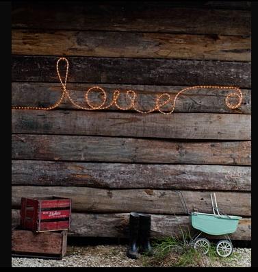 rafters living lighting. rope light love rafters living lighting n