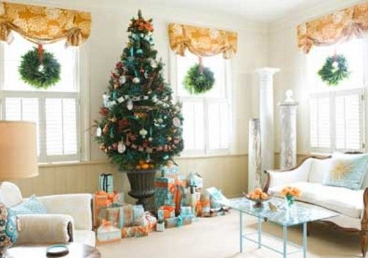 christmas decorations ideas - christmas decorating tips for small spaces