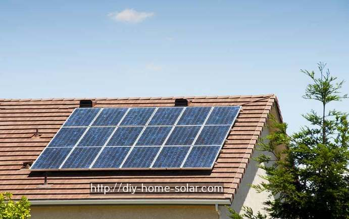 solar power facts - eco home designs.do it yourself solar power 3630158770