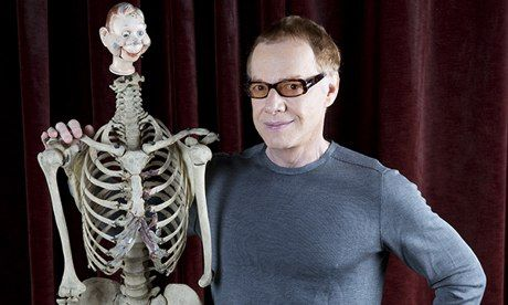 Danny Elfman on Tim Burton, The Simpsons and his return to singing live