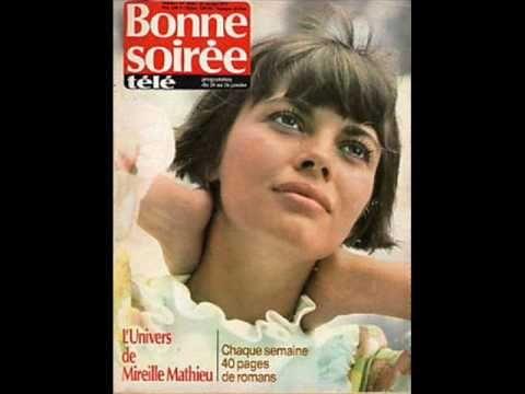 Mireille Mathieu - Une passerelle