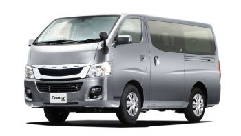 Mitsubishi Fuso Canter Van '2014–pr.