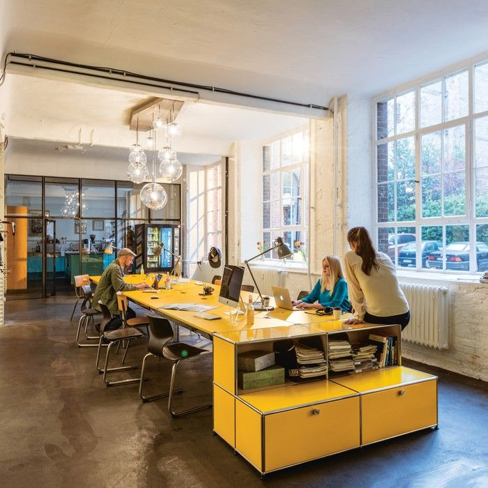 Co-Working Benches - USM