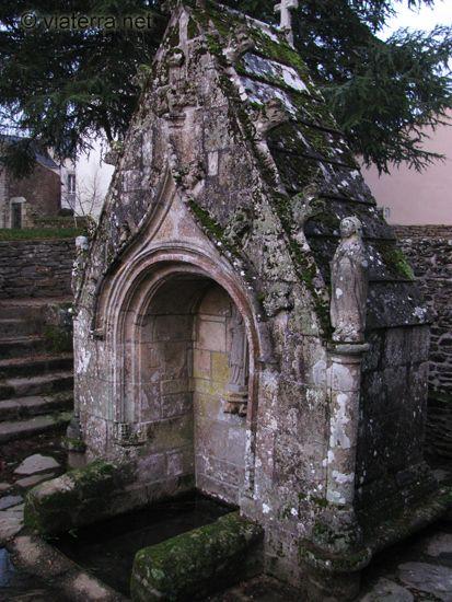 fontaine saint nicolas des eaux
