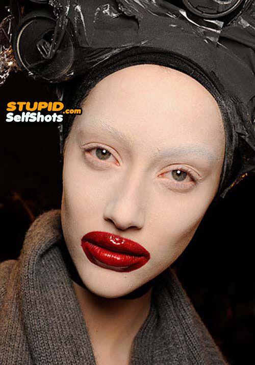 Makeup Fails Ugly Makeup: 78 Best Images About Eyebrow Fail On Pinterest