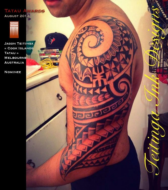 cook island tattoo google search polynesian tattoo - Cook Island Designs