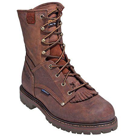 Mens Work Boots | Steel Toed Boots | Waterproof