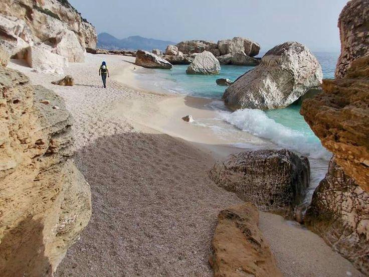 Passeggiando a Cala Goloritze #Baunei #Ogliastra #Sardinia #Cerdeña #Sardegna