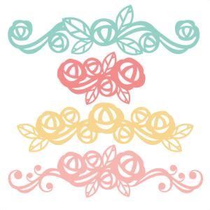 (Daily FREEBIE) Flower Flourishes - Available for FREE today only, Jan 4