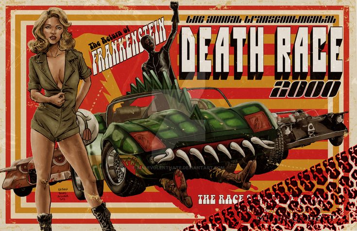 Image result for Death Race 2000 Fans