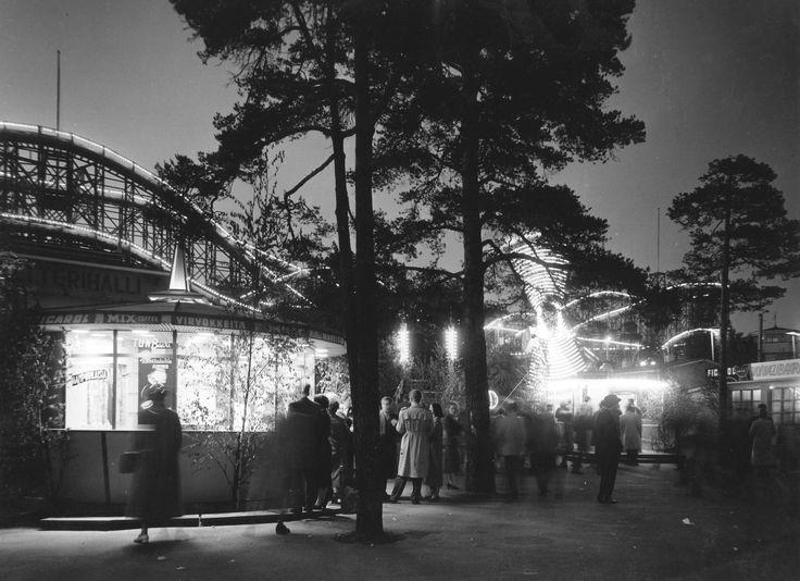 Eetun baari 1955 #finland #helsinki #linnanmaki #summer #kesa #visitfinland #huvipuisto #amusementpark #nojespark #puisto #park #nostalgia