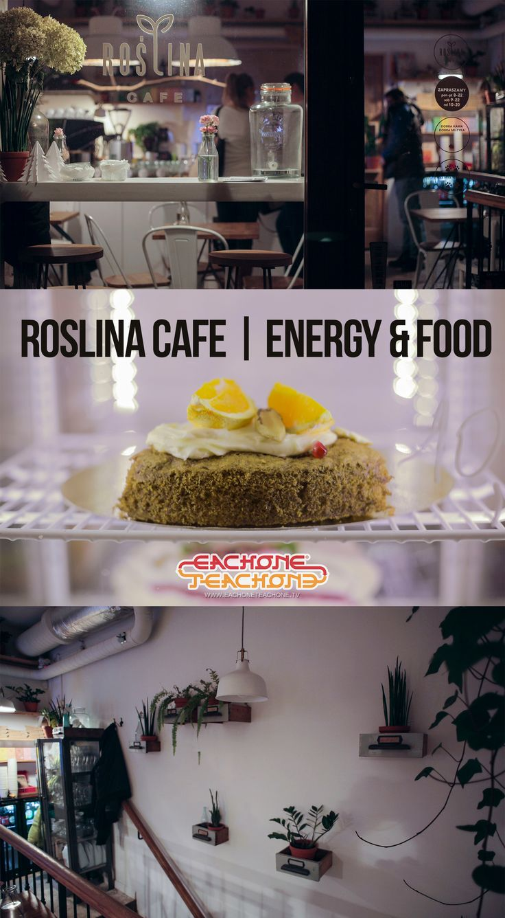 "If you are looking for quiet and cozy spot to have a cup of coffee and relax from positive surroundings see this couple of photos from ""Roslina Cafe"" :) #health #cafe #energy #positive #vibe #vegan"