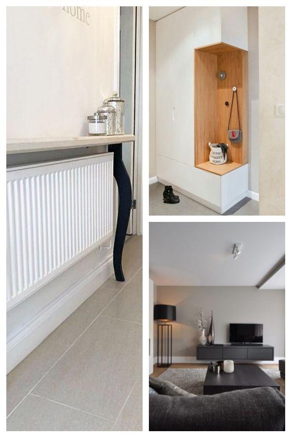 Ein Heizkorper Board Mit Recycelten Deko Tischbeinen Diy Upcycling Deco Diy Ee Home Decor Furniture Home