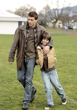 "supernatural tv photos | Supernatural - Season 4, ""After School Special"" - Brock Kelly as young ..."