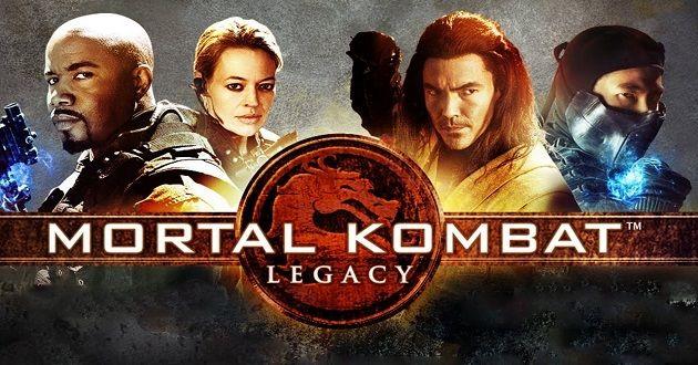 MK: Legacy Logo