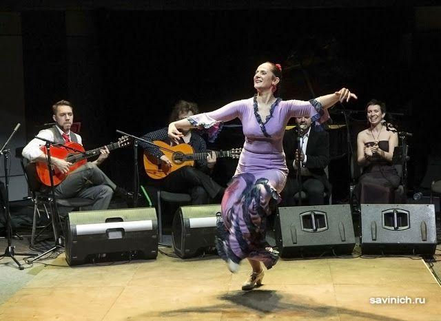 Заключительные концерт фестиваля «Flamencura».Москва 15 мая 2016 года — МИР ФОТОГРАФИЙ