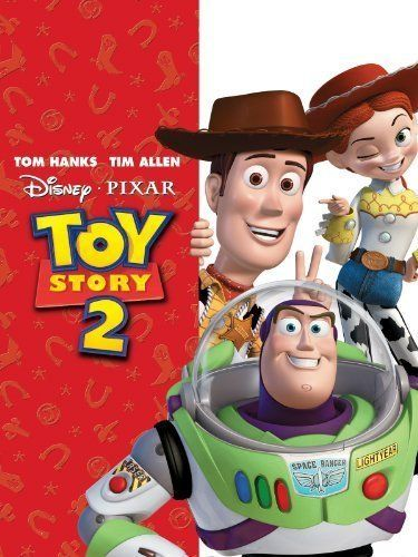 1999 - Toy Story 2 -- Woody is toynapped by Al, a greedy collector. Together with Jessie, Bullseye, and the Prospector, Woody is on his way to a museum where he'll spend his life behind glass. It's up to his friends to rescue them.♥♥♥
