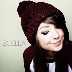 Zoella <--- she is freakin gorgeous !!